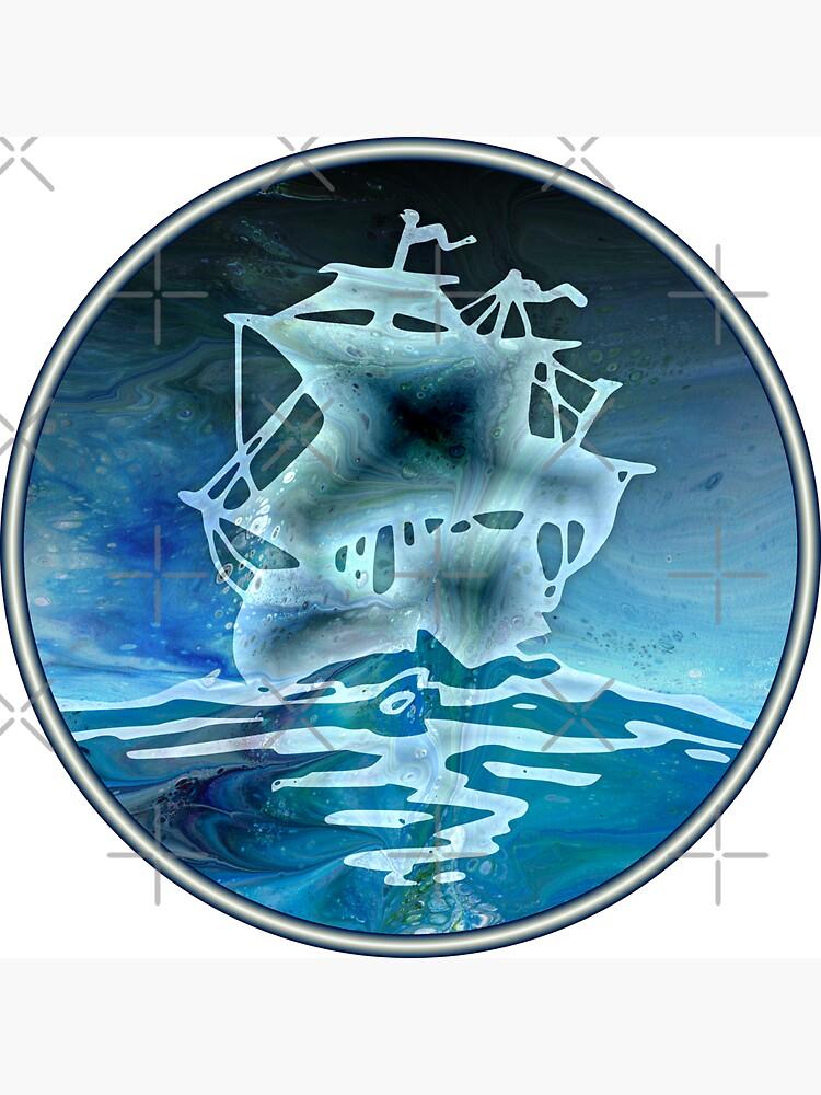 Ghost Ship by kerravonsen