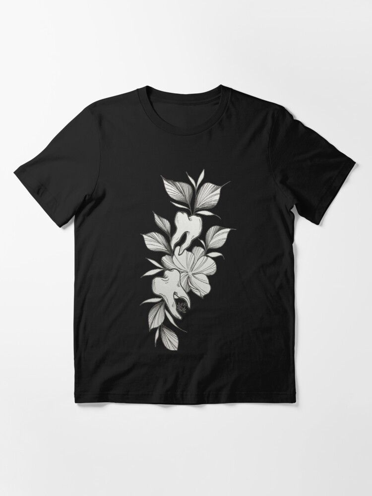 Alternate view of Decaying  Essential T-Shirt
