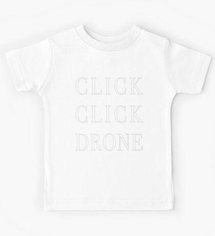 Click Click Drone Kids Clothes
