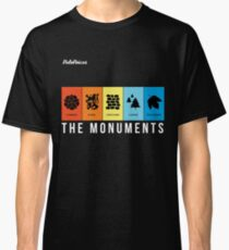 VeloVoices Monuments T-Shirt Classic T-Shirt