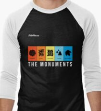 VeloVoices Monuments T-Shirt T-Shirt