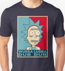 RICK SANCHEZ WUBBA LUBBA DUB DUB T-Shirt