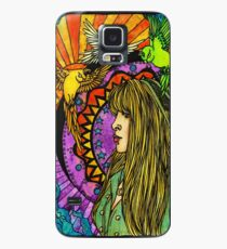 Three Birds of Rhiannon Case/Skin for Samsung Galaxy
