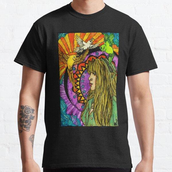 Trois oiseaux de Rhiannon T-shirt classique