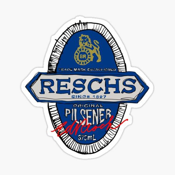 Reschs Pop Sticker
