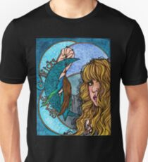 Turquoise Moon T-Shirt