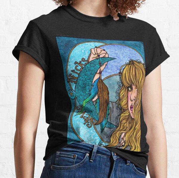 Turquoise Moon Classic T-Shirt