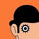 Clockwork Orange by chubbyblade