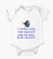 I SHALL CALL HIM SQUISHY One Piece - Short Sleeve