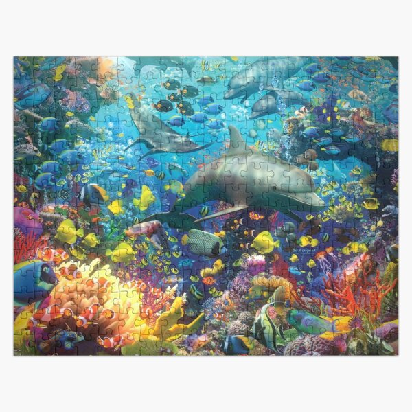 The Red Sea Jigsaw Puzzle