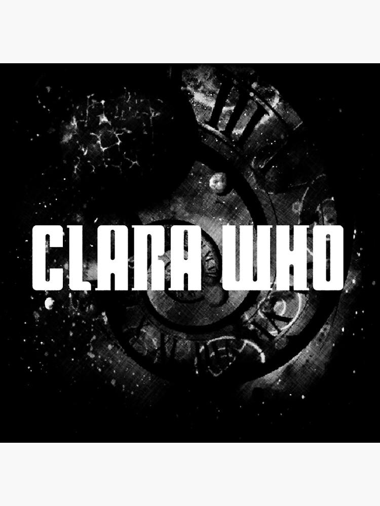 Clara Who by ponderingtaylor