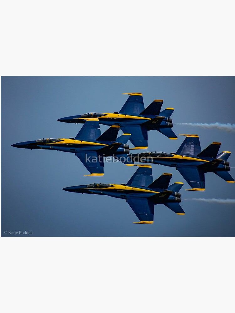 The Blue Angels Diamond 360  by katiebodden