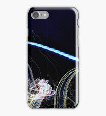 Lightning writing iPhone Case/Skin