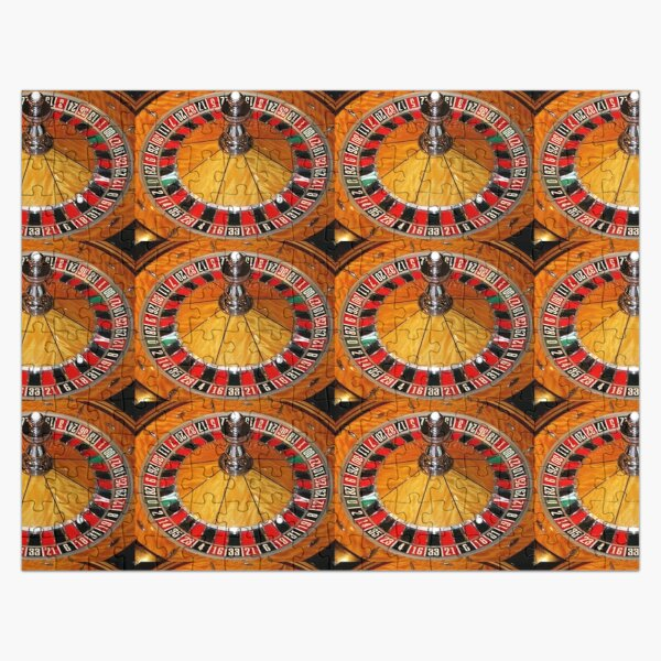 The Roulette Wheel Jigsaw Puzzle