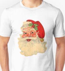 Vintage Santa Claus Unisex T-Shirt