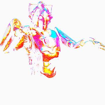 Cyberman Beta by smiscandlon