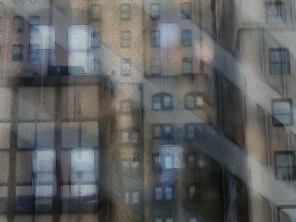 Window Panes by Benedikt Amrhein