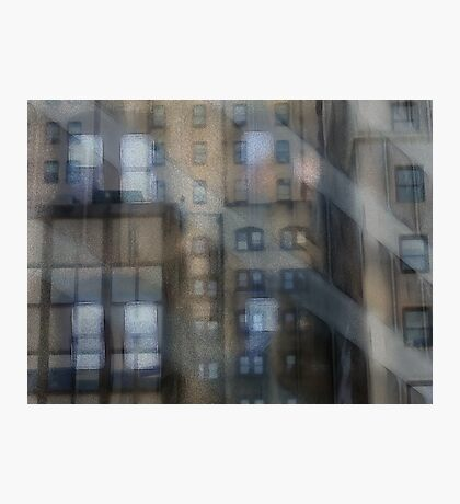 Window Panes Photographic Print