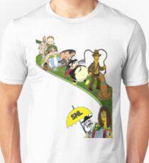 Cartoon Composition T-Shirt