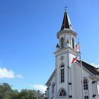 Dubina's Church by Olivia Plasencia
