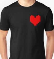 Wear Your Heart On Your Sleeve Unisex T-Shirt