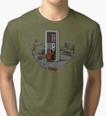 Dawn of Gaming Tri-blend T-Shirt