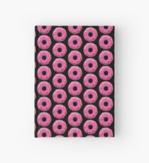 Donut  Hardcover Journal
