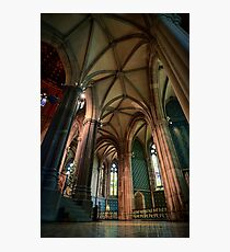 St. Patricks Cathedral, Melburne Photographic Print