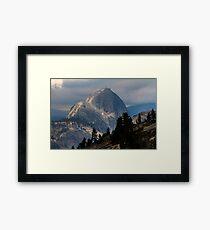 Half Dome Yosemite  Framed Print