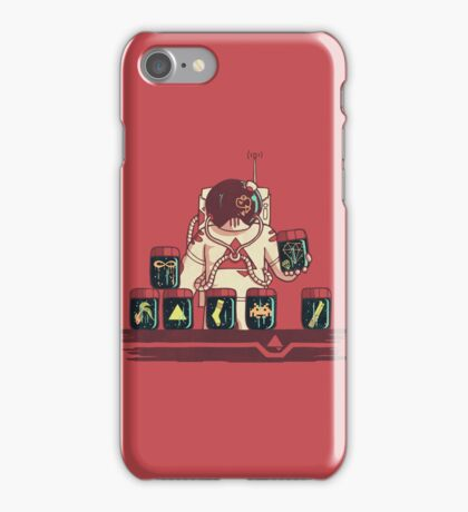 Kleptonaut iPhone Case/Skin