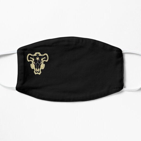 black bull Flat Mask