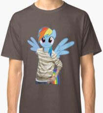 Rainbow Dash Man Classic T-Shirt