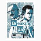 The Breaking Bad Duo by powerlee