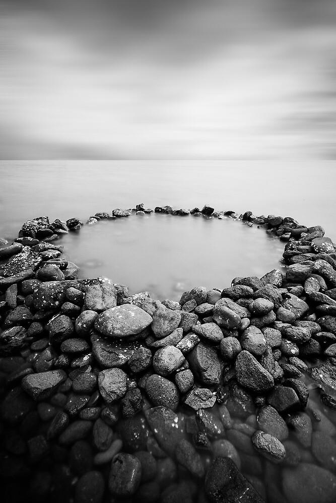 The Rock Pool by Matthew Post