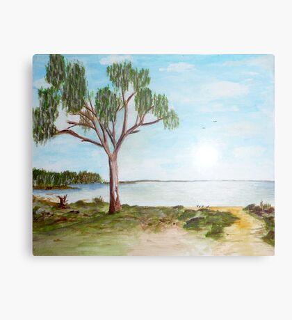Lake Hindmarsh Canvas Print