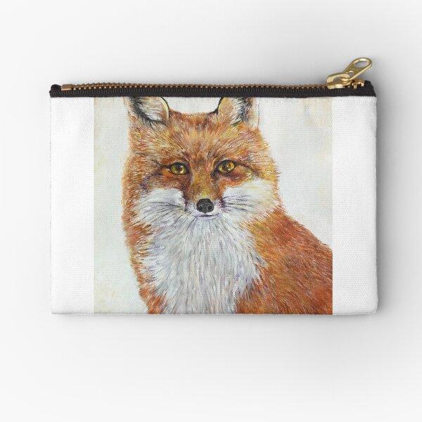Fox Zipper Pouch