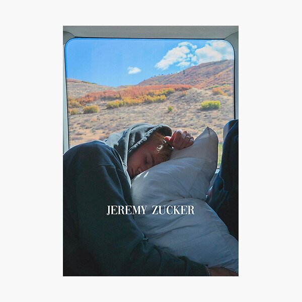 JEREMY ZUCKER Photographic Print