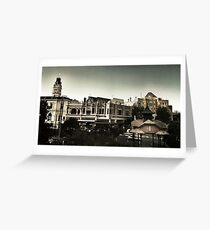 Sturt St Panorama, Ballarat Greeting Card