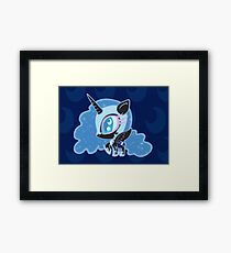 Weeny My Little Pony- Nightmare Moon Framed Print