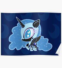 Weeny My Little Pony- Nightmare Moon Poster