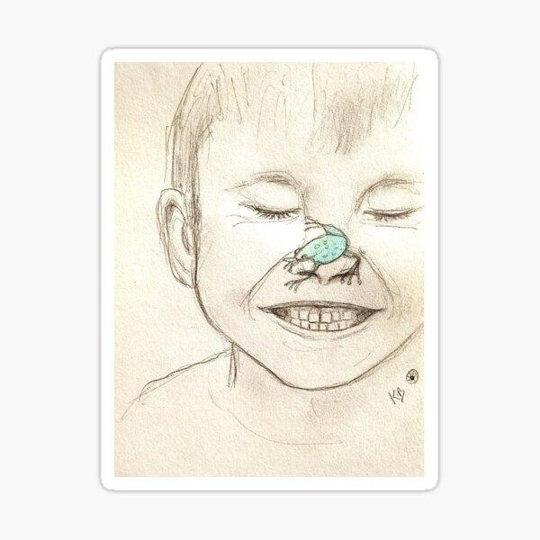 Tickling .... :) Sticker