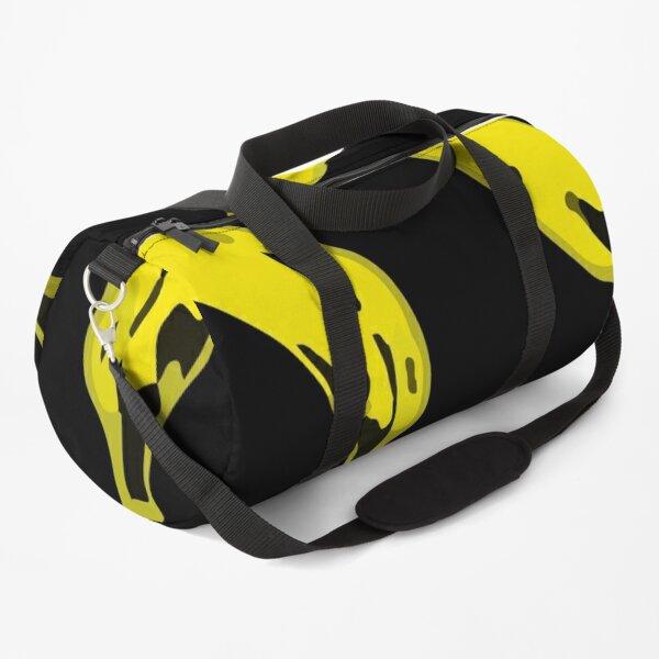 Pop Art Style Pattern Duffle Bag