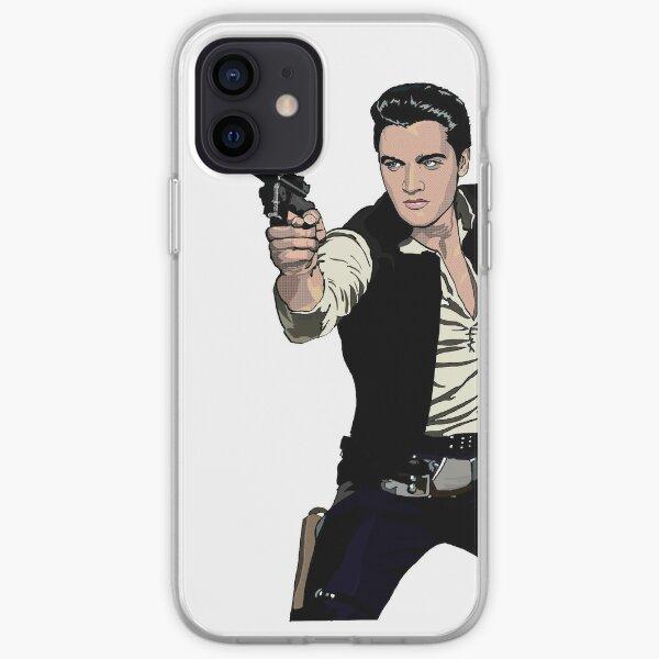 Han Elvis Solo iPhone Soft Case
