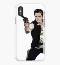 Han Elvis Solo iPhone Case