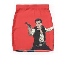 Han Elvis Solo Mini Skirt