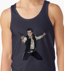 Han Elvis Solo Tank Top