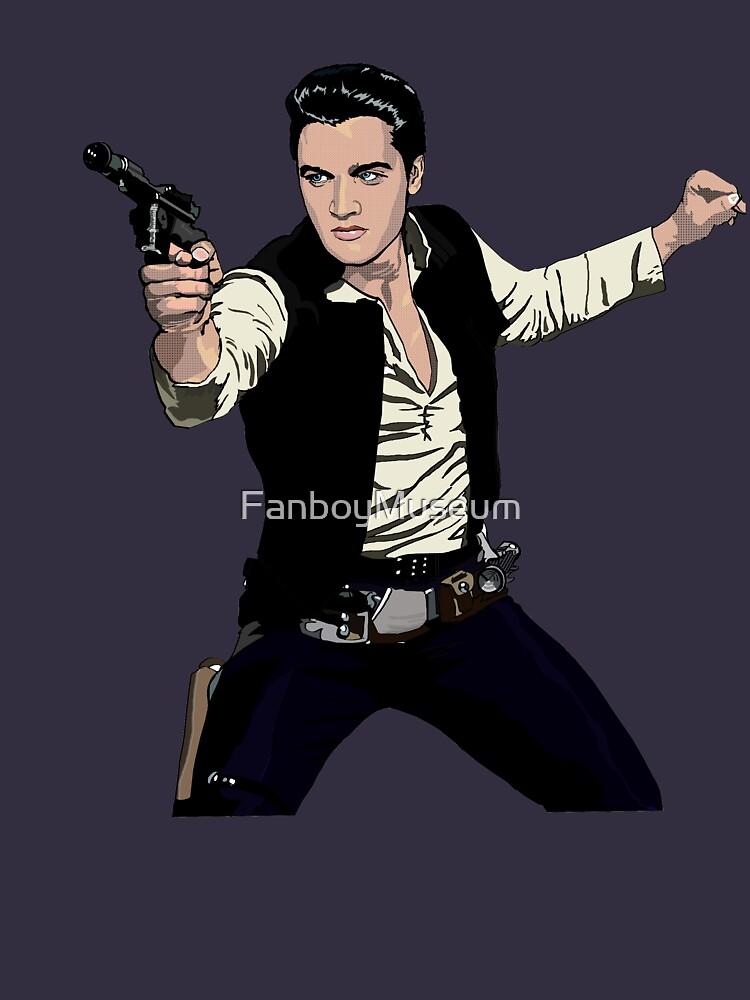 Han Elvis Solo by FanboyMuseum