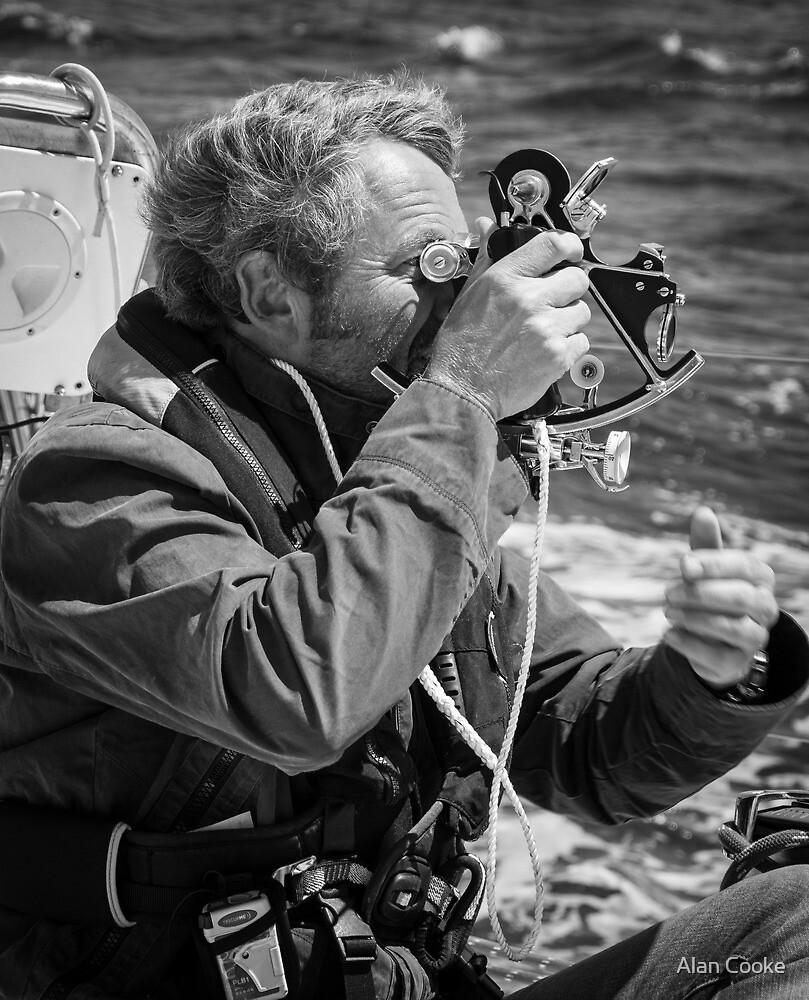 Navigating by Alan Robert Cooke