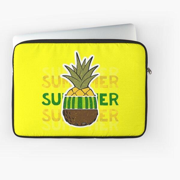 Fruity Tropical Paradise Fruit Laptop Sleeve