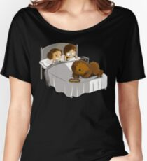 Not now Chewie Women's Relaxed Fit T-Shirt